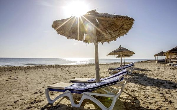 CLUB CALIMERA YATI BEACH, Djerba, vlastní doprava, ultra all inclusive3