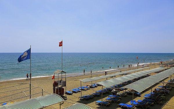 CARETTA BEACH, Turecká riviéra, letecky, all inclusive2