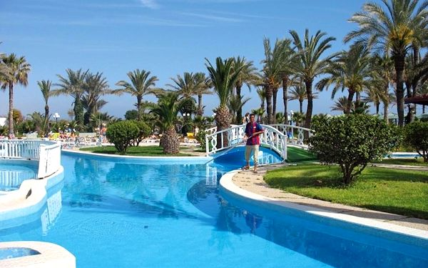 RIADH PALMS, Tunisko (pevnina), vlastní doprava, all inclusive2
