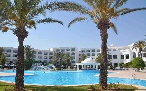 MAHDIA PALACE, Tunisko (pevnina), vlastní doprava, all inclusive2