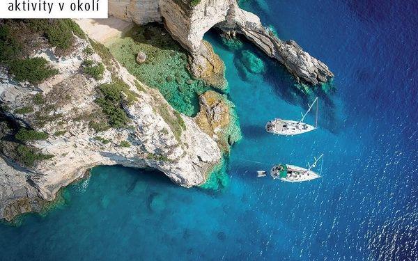 BLUE PRINCESS BEACH, Korfu, vlastní doprava, all inclusive2