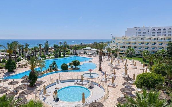 SENTIDO BELLEVUE PARK, Tunisko (pevnina), vlastní doprava, ultra all inclusive2