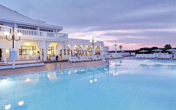 GRUPOTEL MAR DE MENORCA, Menorca, letecky, all inclusive2