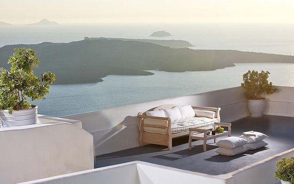 CLIFFSIDE SUITES, Santorini, vlastní doprava, snídaně v ceně2