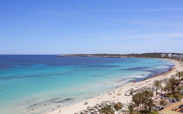 HIPOTELS DON JUAN, Mallorca, vlastní doprava, polopenze2