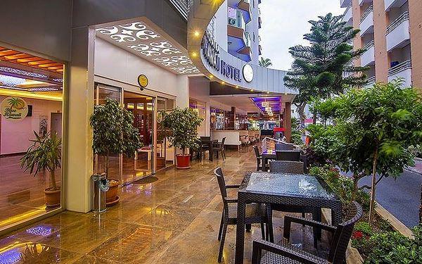 Hotel Kleopatra Blue Hawaii, Turecká riviéra, letecky, all inclusive2