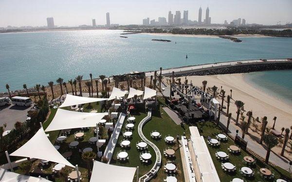 RIXOS THE PALM DUBAI, Dubaj, letecky, ultra all inclusive2