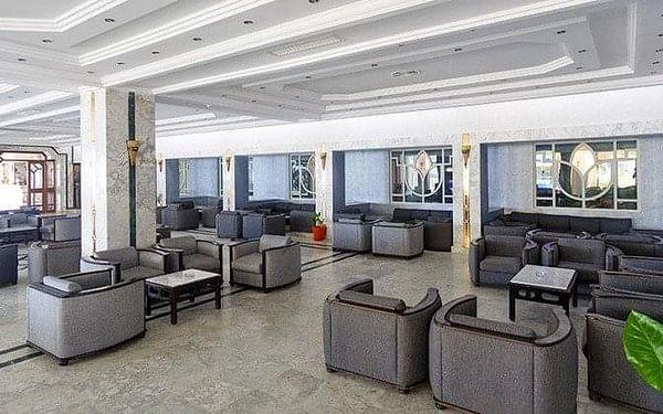 HOTEL LES COLOMBES, Hammamet, Tunisko, Hammamet, letecky, all inclusive2