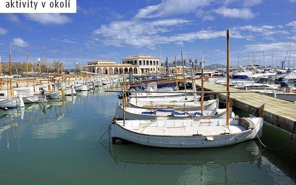IBEROSTAR ALBUFERA PARK, Mallorca, vlastní doprava, polopenze2