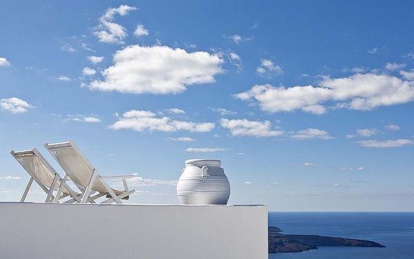 CLIFFSIDE SUITES, Santorini, vlastní doprava, snídaně v ceně3