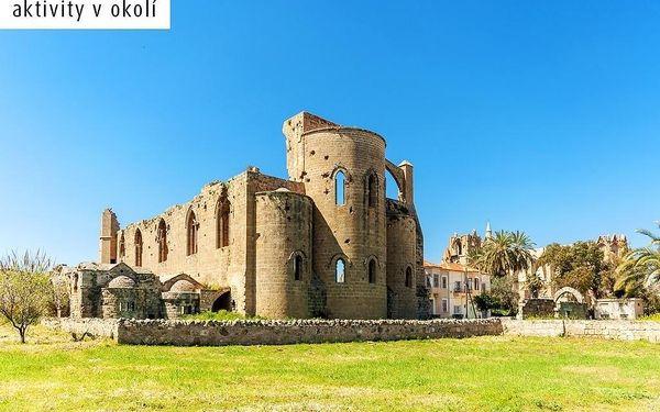LORDS PALACE HOTEL & CASINO, Severní Kypr, vlastní doprava, plná penze2