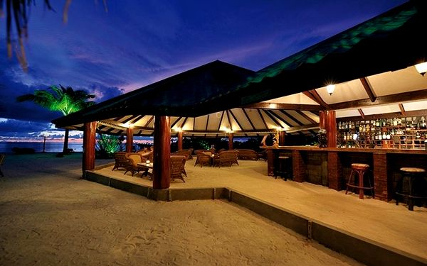 FUN ISLAND RESORT & SPA, Kaafu atol, letecky, plná penze3