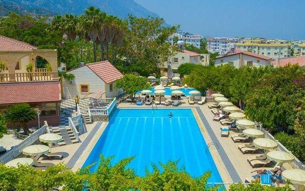 RIVERSIDE GARDEN RESORT & PREMIUM HOTEL, Severní Kypr, vlastní doprava, all inclusive4