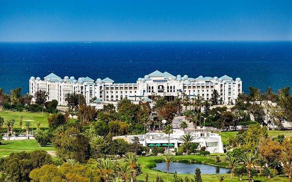 BARCELO CONCORDE GREEN PARK PALACE, Tunisko (pevnina), vlastní doprava, all inclusive4