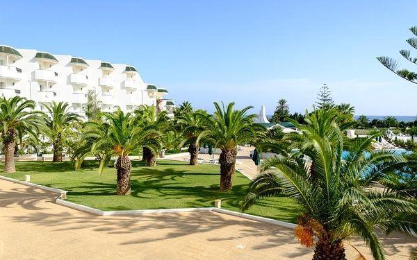 ONE RESORT EL MANSOUR, Tunisko (pevnina), vlastní doprava, all inclusive4