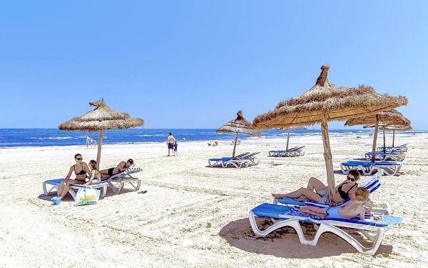 CLUB CALIMERA YATI BEACH, Djerba, vlastní doprava, ultra all inclusive5