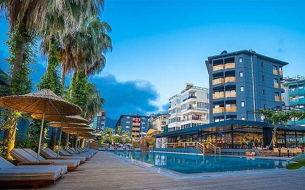 Hotel Cook's Club Alanya, Turecká riviéra, letecky, polopenze2