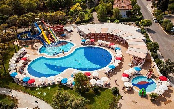 SALAMIS BAY CONTI RESORT, Severní Kypr, vlastní doprava, ultra all inclusive4