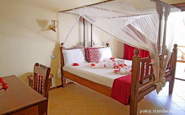 Hotel Uroa Bay Beach Resort, Zanzibar, letecky, polopenze3