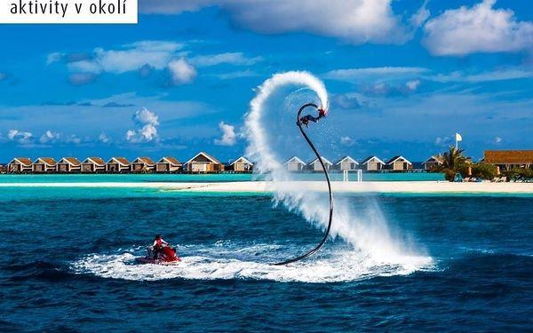 FUN ISLAND RESORT & SPA, Kaafu atol, letecky, plná penze5