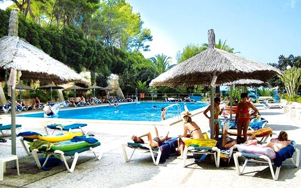 BEVERLY PLAYA, Mallorca, letecky, all inclusive3
