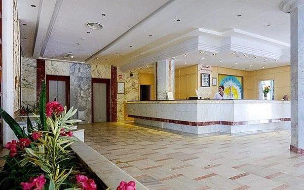 HOTEL LES COLOMBES, Hammamet, Tunisko, Hammamet, letecky, all inclusive4