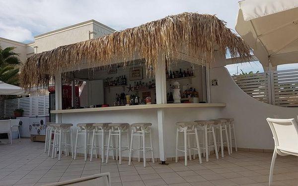 ARION BAY, Santorini, vlastní doprava, snídaně v ceně3