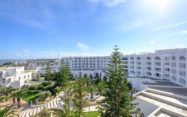 IBEROSTAR KANTAOUI BAY, Tunisko (pevnina), vlastní doprava, all inclusive5