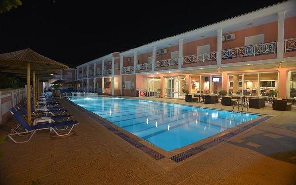 ANGELINA HOTEL, Korfu, vlastní doprava, snídaně v ceně4