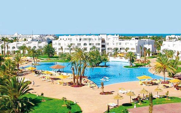 DJERBA RESORT, Djerba, vlastní doprava, all inclusive4
