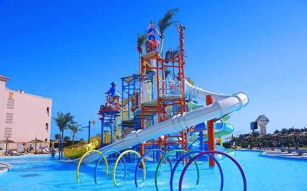 PICKALBATROS AQUA BLU, Hurghada, letecky, all inclusive4