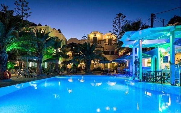 ZEPHYROS HOTEL, Santorini, vlastní doprava, snídaně v ceně2