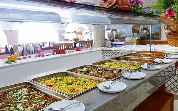 HOTEL LES COLOMBES, Hammamet, Tunisko, Hammamet, letecky, all inclusive5