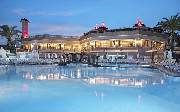 AYDINBEY FAMOUS RESORT, Turecká riviéra, vlastní doprava, all inclusive5