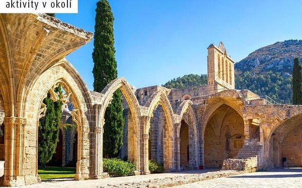 SALAMIS BAY CONTI RESORT, Severní Kypr, vlastní doprava, ultra all inclusive5