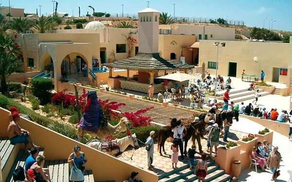 OASIS MARINE, Djerba, vlastní doprava, all inclusive3