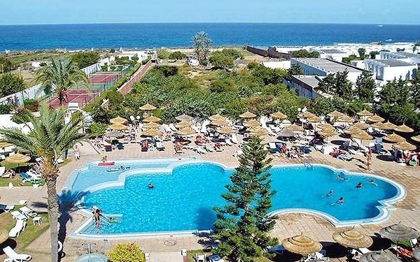 JINENE RESORT, Tunisko (pevnina), vlastní doprava, all inclusive2