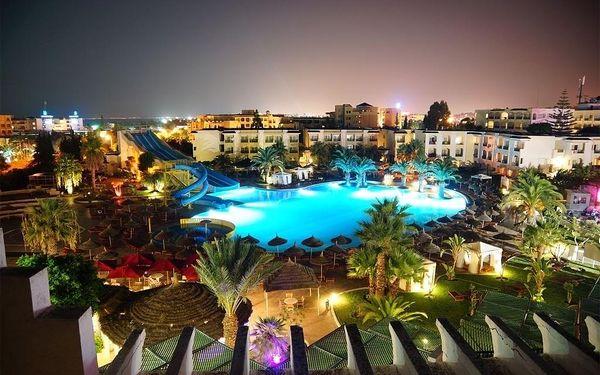 PALMYRA AQUA PARK KANTAOUI, Tunisko (pevnina), vlastní doprava, all inclusive5