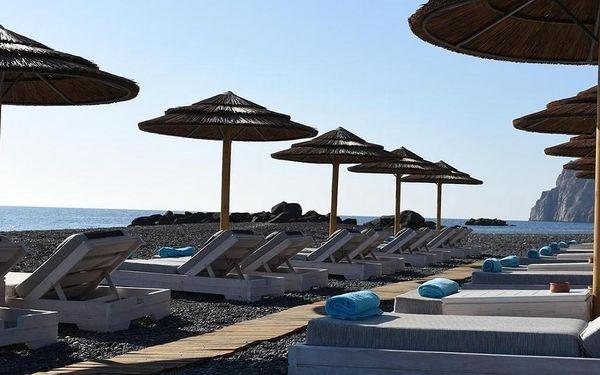 ARION BAY, Santorini, vlastní doprava, snídaně v ceně5