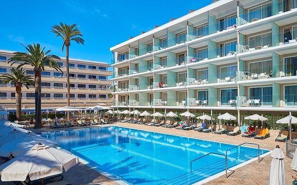 HIPOTELS DON JUAN, Mallorca, vlastní doprava, polopenze5