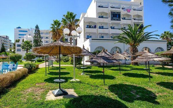 JINENE RESORT, Tunisko (pevnina), vlastní doprava, all inclusive4