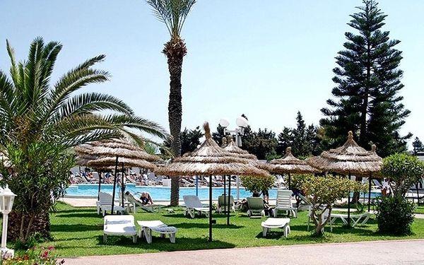 JINENE RESORT, Tunisko (pevnina), vlastní doprava, all inclusive5