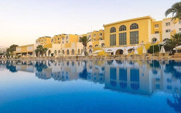 DJERBA CASTILLE, Djerba, vlastní doprava, all inclusive5