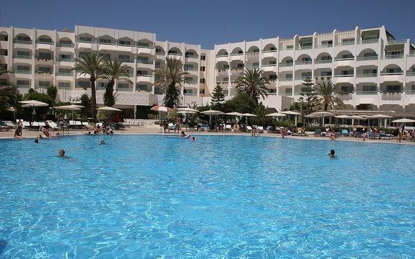 EL MOURADI PALACE, Tunisko (pevnina), vlastní doprava, all inclusive5