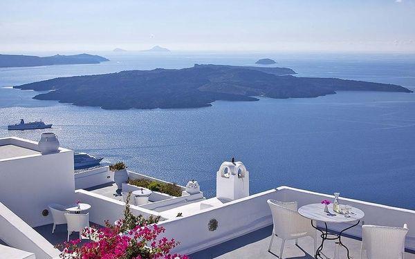 Řecko - Santorini na 8-15 dnů, snídaně v ceně
