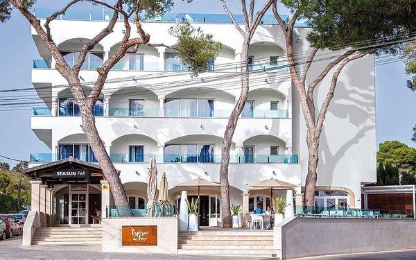 SEASUN FAR, Mallorca, letecky, snídaně v ceně5