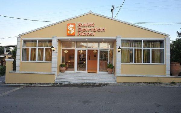 SAINT SPIRIDON HOTEL, Korfu, vlastní doprava, snídaně v ceně3