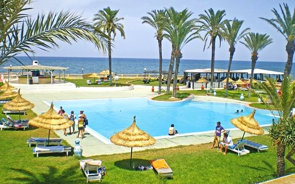 Tunisko - Monastir na 4-22 dnů, polopenze
