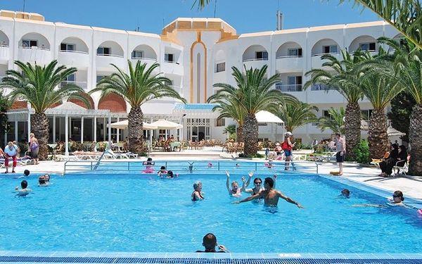 GOLF RESIDENCE, Tunisko (pevnina), vlastní doprava, polopenze4