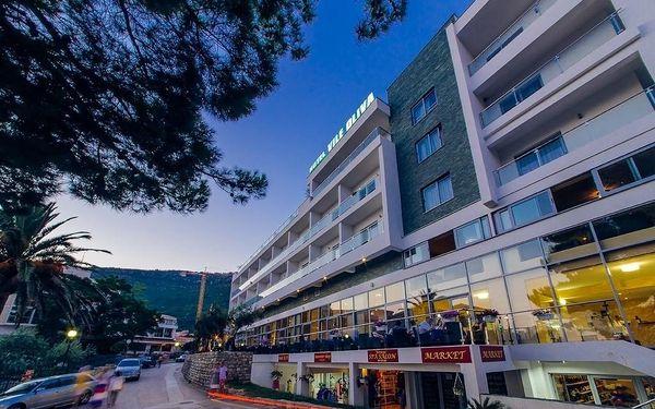 Černá Hora - Pobřeží na 8-15 dnů, all inclusive